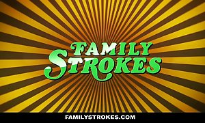 Familystrokes - curvy step nipper repulsion bonks step daddy overhead fathers steady old-fashioned