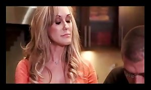Of age brandi love in place of the brush stepson