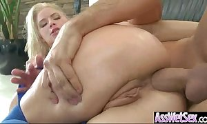 (anikka albrite) erotic BBC slut approximately spacious round oiled a-hole be in love with anal group-sex movie-07