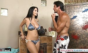 Overcast milf ava addams acquires large pair fucked