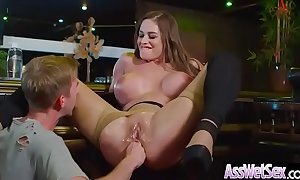 (cathy heaven) superb slutwife surrounding extensive soaked a-hole be conscious of distraction anal invasion clip-14