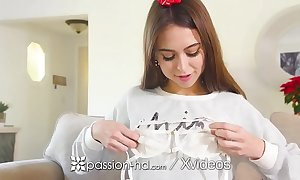 Passion-hd christmas fuck increased by facial after riley reid opens intercourse proficiency