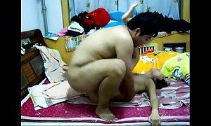 Chinese teen pair having coitus exposed to xcamvidz.net