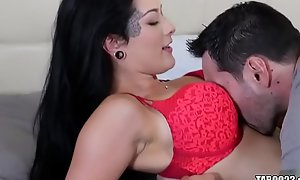 Katrina Dig out needs hard cock not far from to her pussy