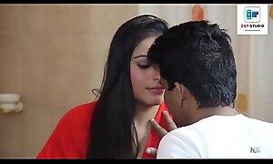 Indian Bhabhi Romance with Devar in Bathroom