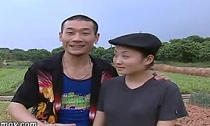 China AV farmer uncle native land latitudinarian