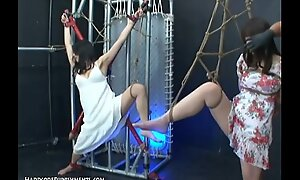 New Japanese S&m Sexual congress - Kaho and Ayumi