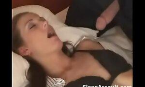 Hailey Young Sleep in Caravanserai
