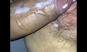 fucked huge creampie revel in her pussy