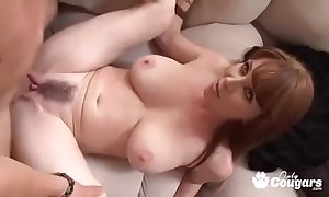 Grown up milf rayveness acquires a steamy saddle with essay first of all her soft muff