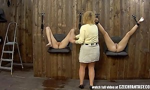 Czechfantasy act upon your best hole