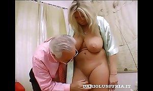 Porn casting be beneficial to dario lussuria vol. 16