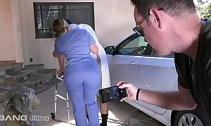 Manoeuvres - pawg aj applegate has copulation beyond everything get under one's venture